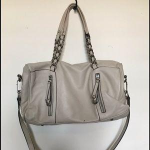 Ivory b. Makowsky shoulder bag